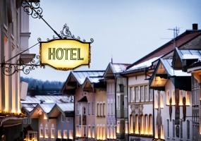 гостиница, конференц-залы, ресторан, подземная парковка, Wi-Fi, договор аренды, крупный оператор, Аугсбург, Бавария, Германия, купить